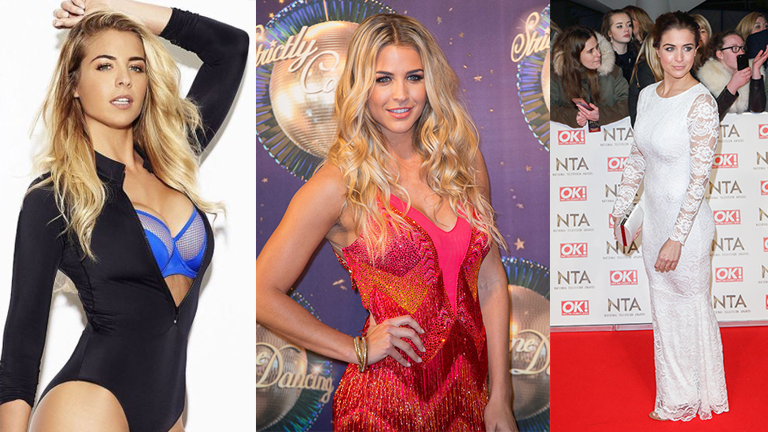 Gemma Atkinson Strictly Come Dancing main image, Personal trainer to Strictly Come Dancing's Gemma Atkinson reveals how the star stays SO fit by healthista