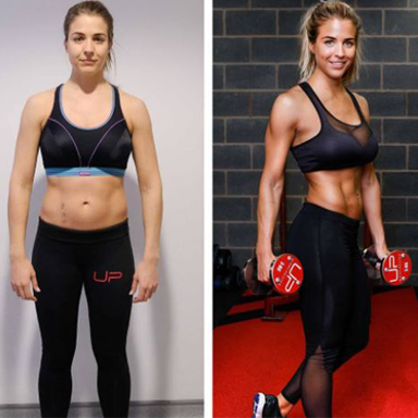 Gemma Atkinson featured, Personal trainer to Strictly Come Dancing's Gemma Atkinson reveals how the star stays SO fit by healthista