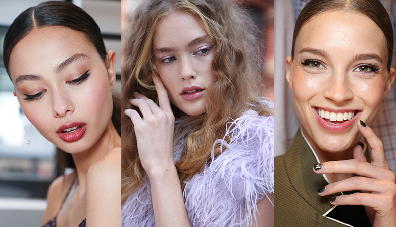 3 beauty trends from London Fashion Week and how to get them