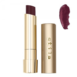 Stila moisturising lipstick plum lip NYFW catwalk Get the beauty looks from the SS18 catwalks by healthista