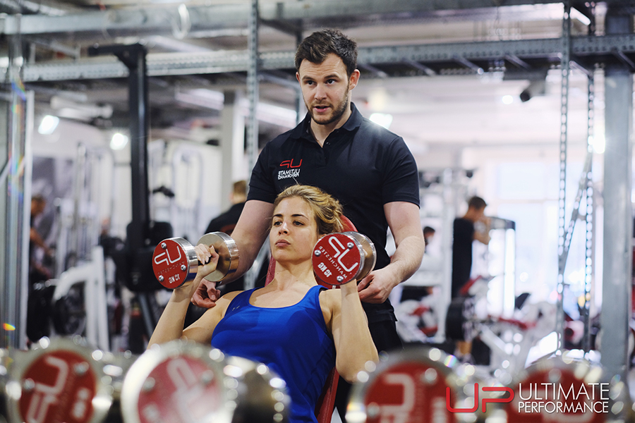 UP Fitness Gemma Atkinson Mark Bohannon, Personal trainer to Strictly Come Dancing's Gemma Atkinson reveals how the star stays SO fit by healthista