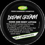 lush dream cream, best eczema creams, by healthista (2)