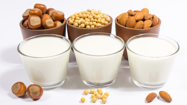 milk alternative main image , 7 steps to going dairy-free without missing out on key nutrients plus 3 vegan recipes to help by healthista