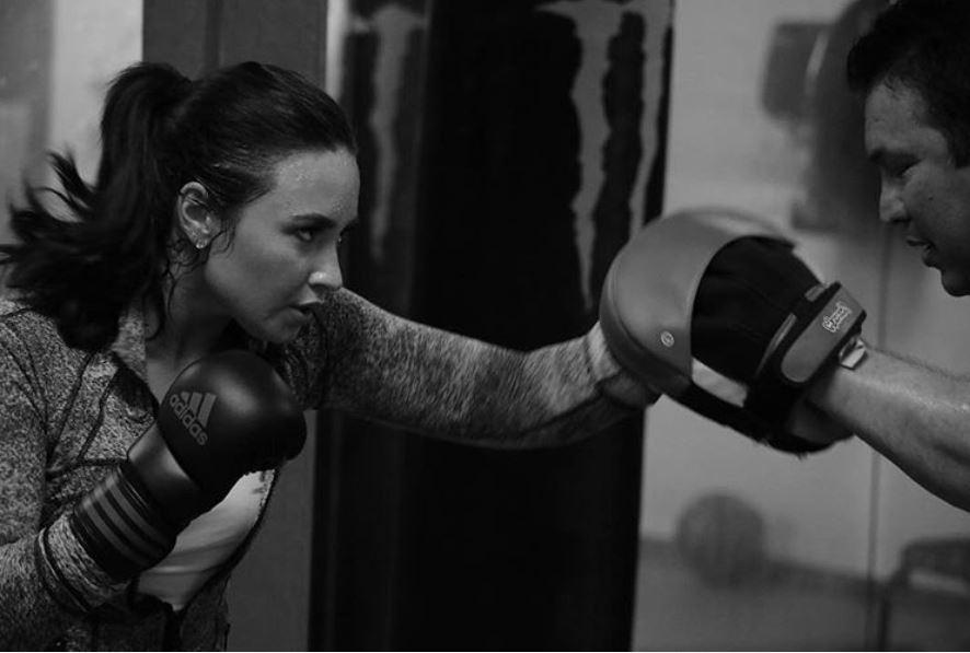 Celebrity Trainer Secrets Demi Lovato's Brazilian Jiu-Jitsu trainer says the sport is life changing, BY HEALTHISTA (2)