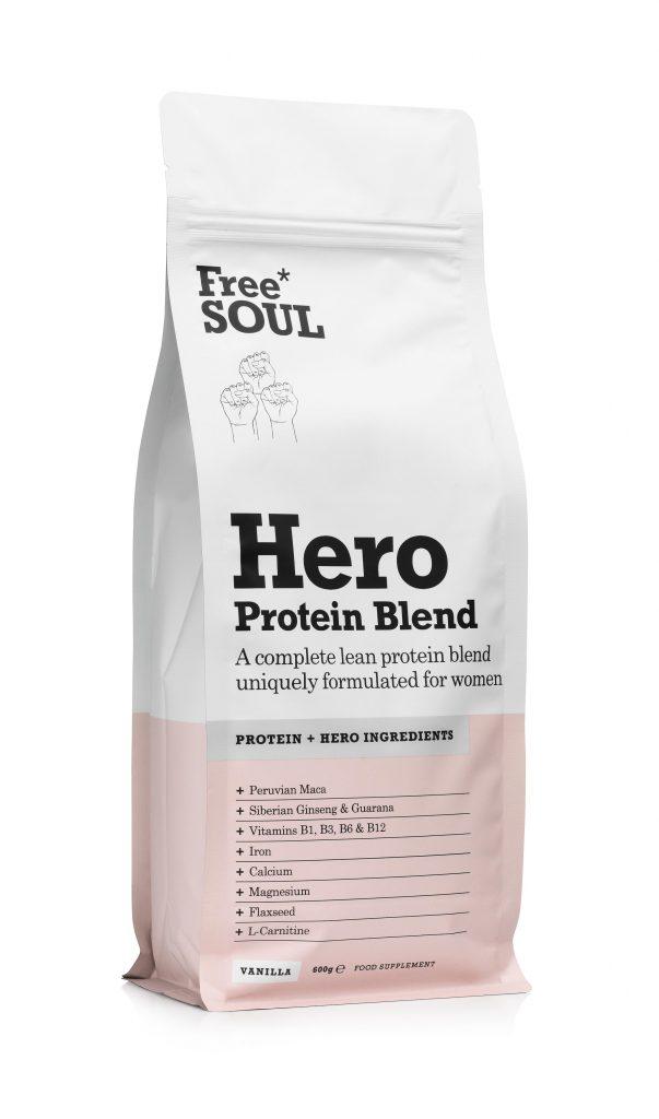 Hero 10 best new vegan protein powders