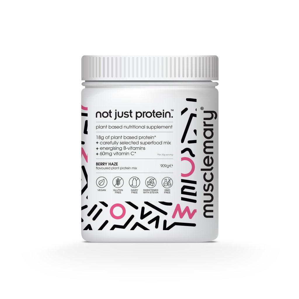 Musclemary Missfits Hero 10 best new vegan protein powders