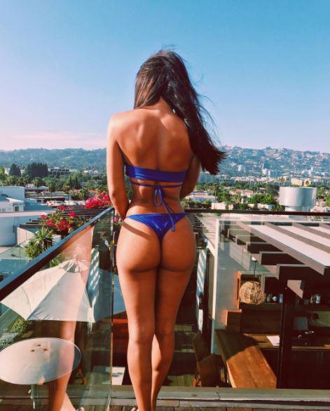 Montana Brown bum instagram Love Island secret behind love island's best body by healthista