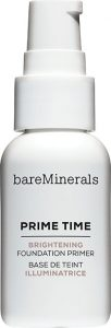 bare-minerals primer, best brightening beauty products for the face by healthista.com