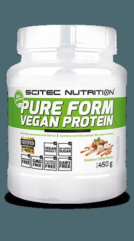 scitec nutrition best vegan protein powders
