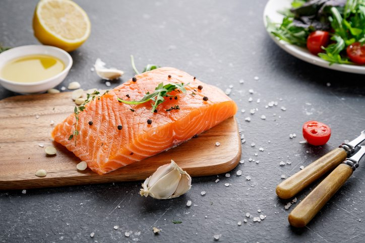salmon Eat your way to happiness 3 Day brain boosting diet Healthista
