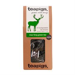 teapigs green tea, 5 healthy foods a nutritionist can't live without by healthista.com