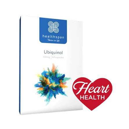 ubiquinol, 5 foods and supplements for better heart health by healthista.com