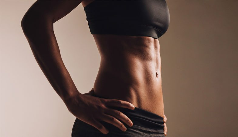 30 Day Abs Challenge – Day one