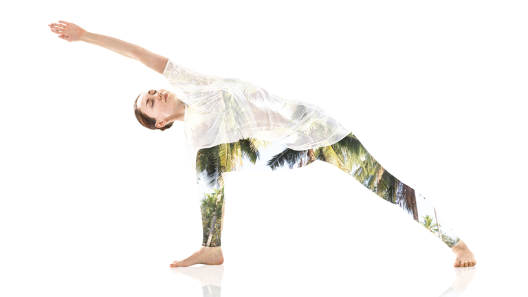 yoga stretch main image, which style of yoga suits your personality by healthista