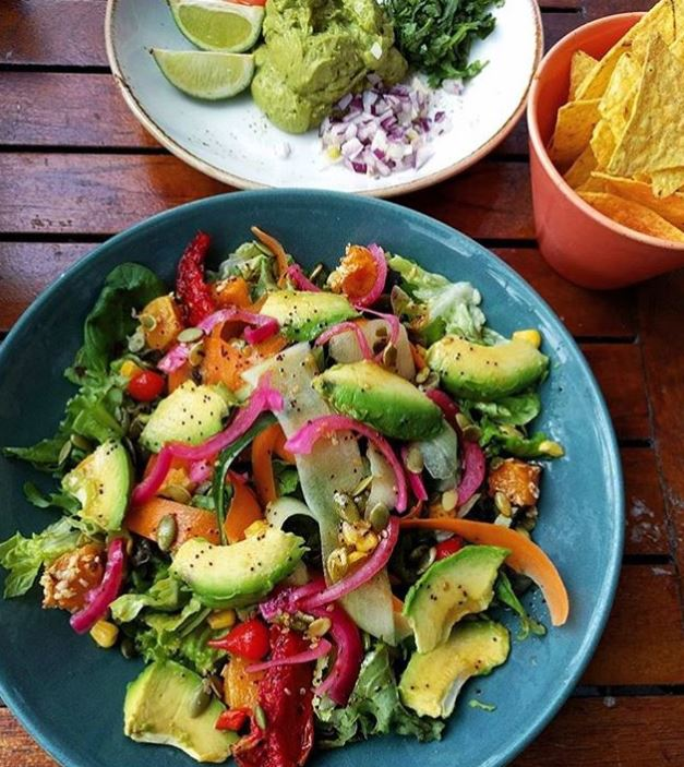 15 best chain restaurants with vegan food options, by healthista.com (9)