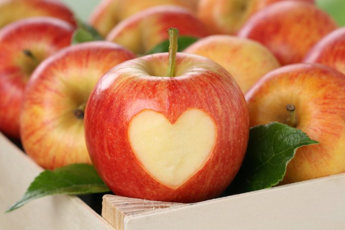 Apples want to lose weight fast healthista