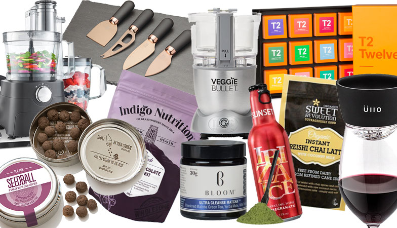 15 best healthy gifts for foodies
