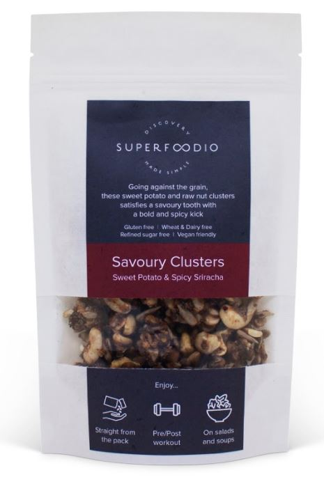 Best healthy savoury snacks with the wow factor, by healthista 33
