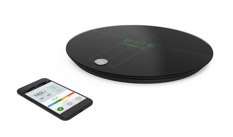 QardioBase-2-scales,-Best-Christmas-presents-for-fitness-lovers-by-healthista