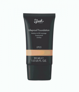 Sleek Lifeproof Foundation X foundations that actually help your skin healthista