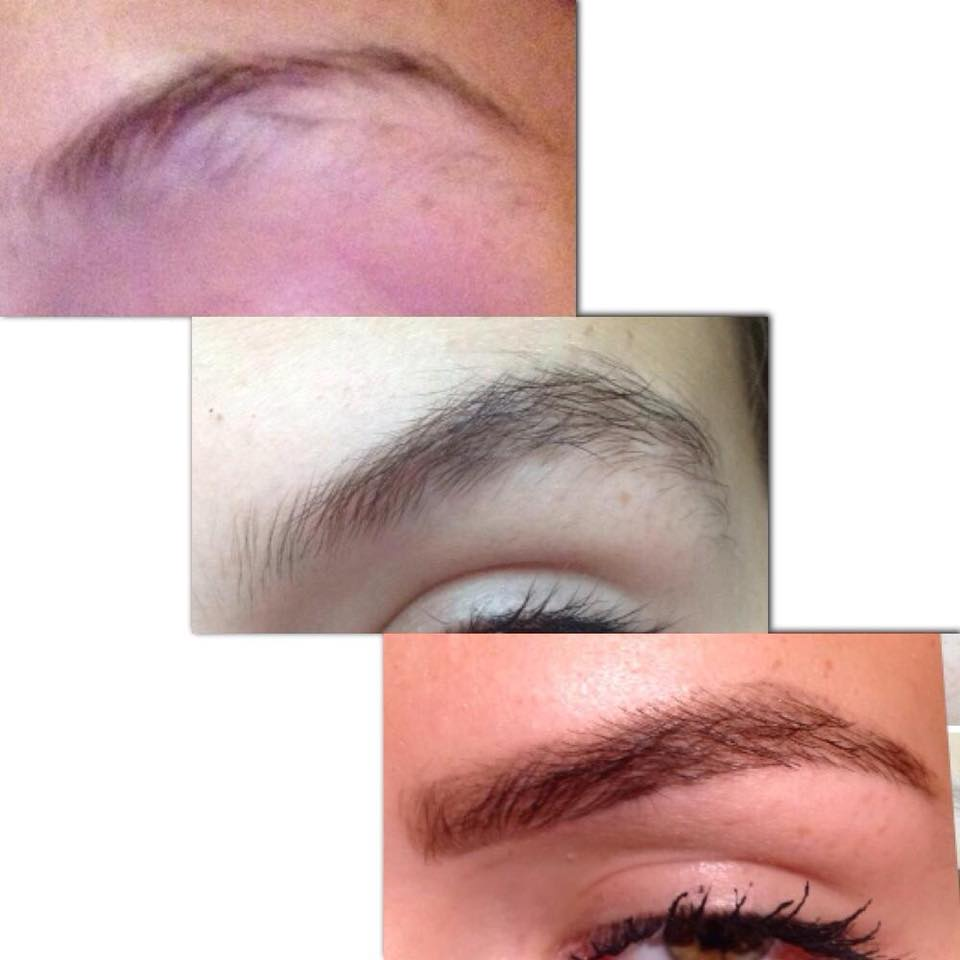 Eyebrows to KILL for