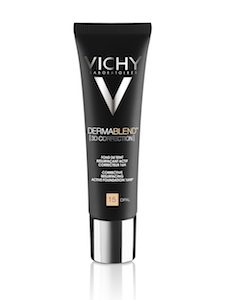 Vichy Dermablend 3D Correction X foundations that actually help your skin healthista