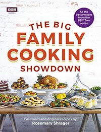 big family cooking showdown, best new healthy cookbooks, by healthista.com