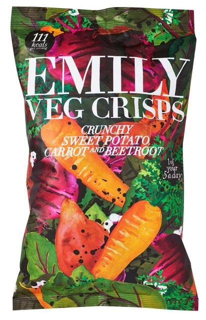 emilys crisps, best savoury snacks, by healthista.com