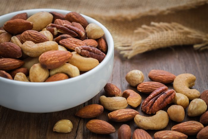 nuts want to know how to lose weight fast healthista
