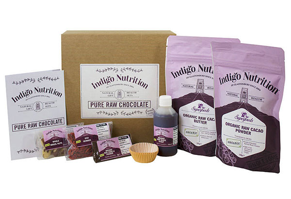 original_raw-chocolate-making-kit, 15 Best Christmas gifts for foodies and kitchens, by healthista.com