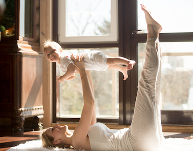post natal pilates workout healtista featured