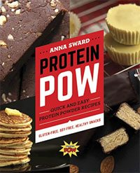 protein pow, best new healthy cookbooks, by healthista.com