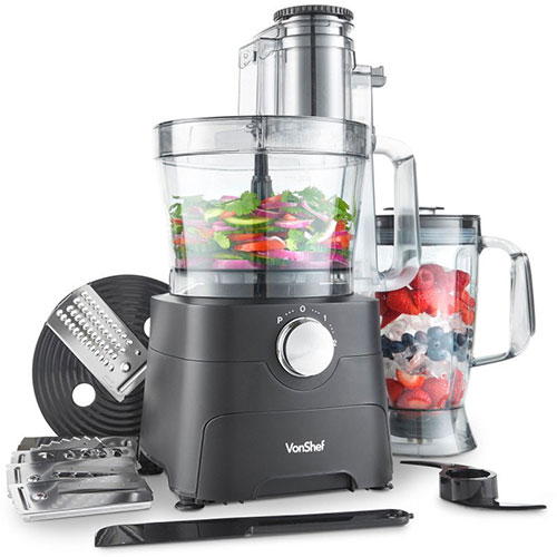 vonshef, 15 Best Christmas gifts for foodies and kitchens, by healthista.com