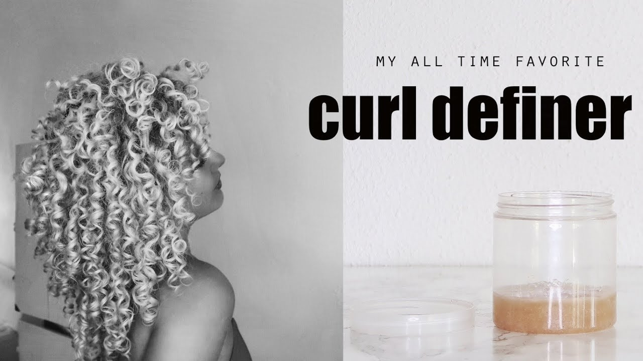 white girl curly hair products