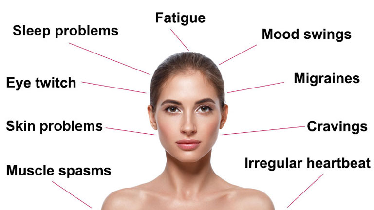 9 symptoms of magnesium deficiency that could be ruining your life