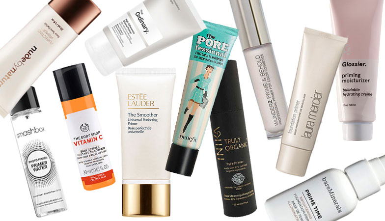 11 best face primers for whatever your skin needs