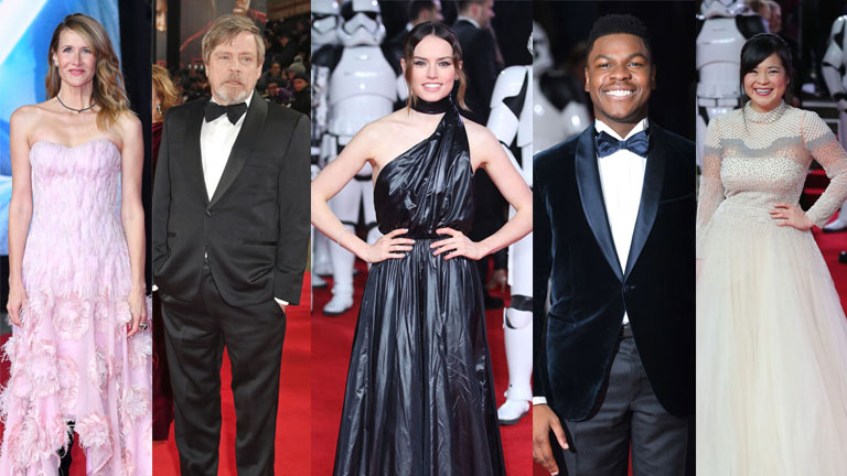 The Star Wars cast workout and diet - straight from the on-set personal trainers