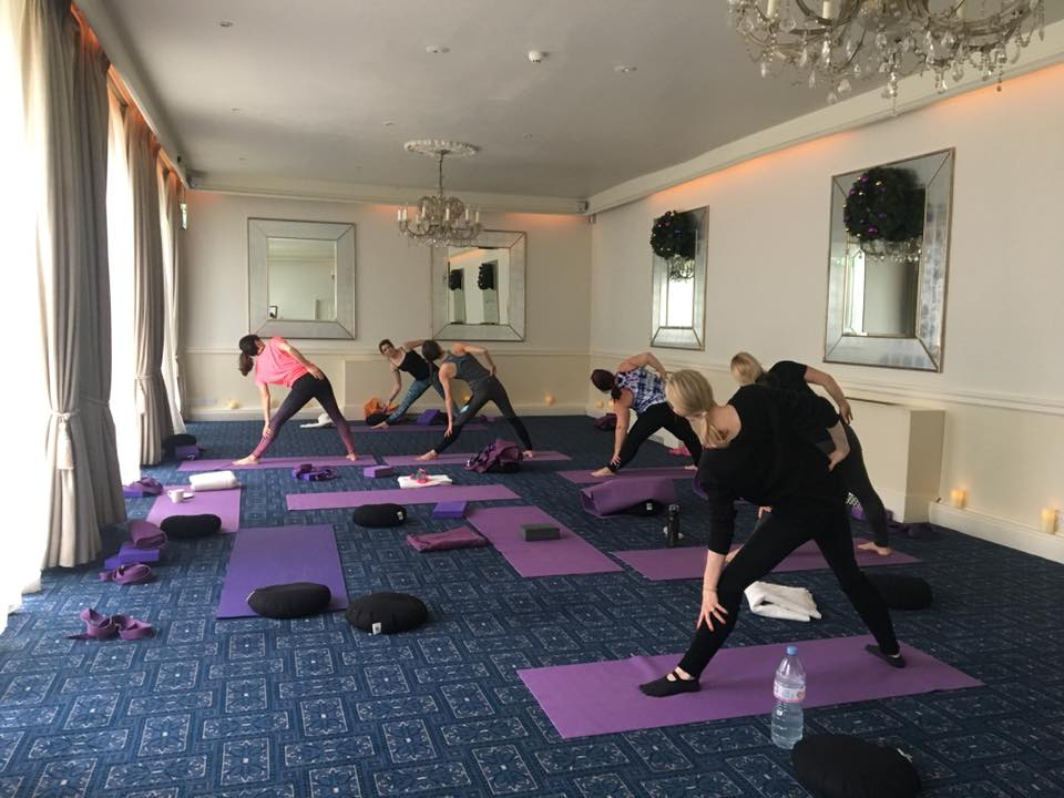 chilston Park Hotel, The NEW yoga retreat to restore wellbeing in 2018, by healthista.com (2)