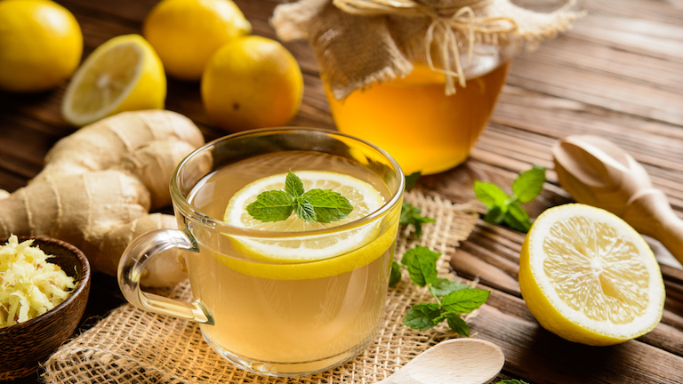 ginger and honey tea international tea day best teas healthista main