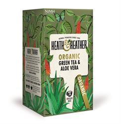 heath and heather organic green tea and aloe vera best teas international tea day healthista