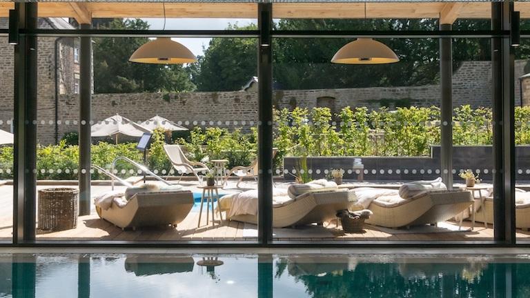 pool Swinton park spa of the week healthista main