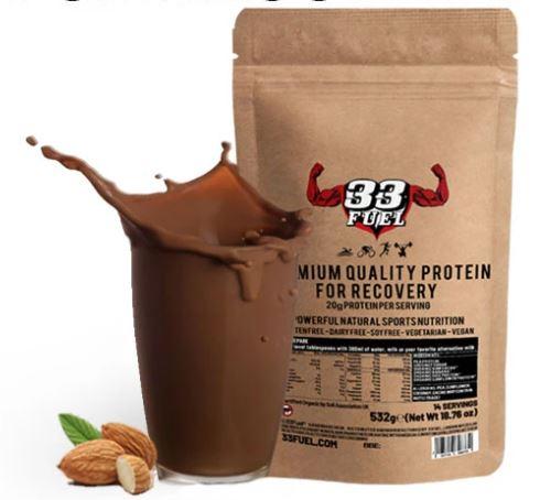 33fuel best tasting protein powder