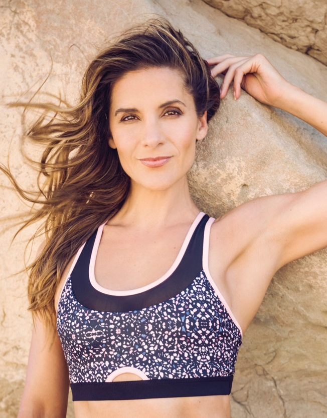 Amanda Byram, healthy snack hacks of top influencers by healthista