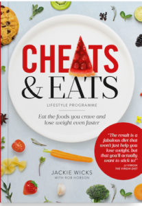 Cheats and eats book, do you have stress belly by healthista.com