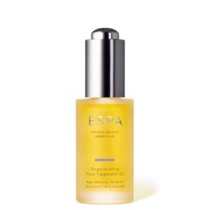 ESPA anti ageing face oil skin repair, best anti ageing face oils by healthista post-party skin
