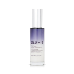 Elemis peptide night recover repair oil, best anti ageing oils by healthista