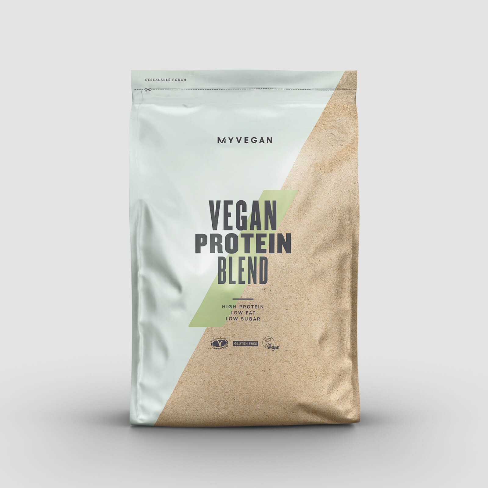 MyProtein Vegan Blend protein best tasting protein powder