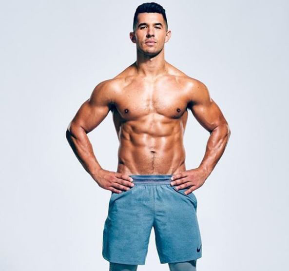 faisal posing, celebrity trainer secrets Ellie Goulding's PT how to get fit by healthista