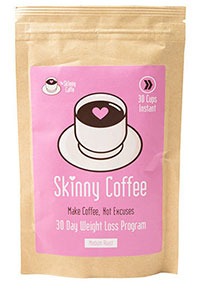fasting for weight loss skinny coffee
