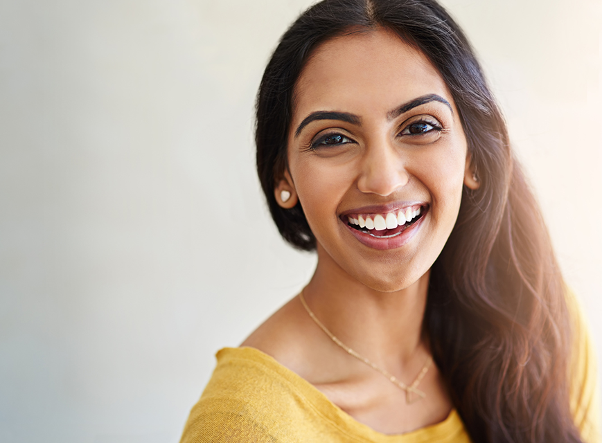 happy expression woman, 17 ways to use body language to get what you want by healthista